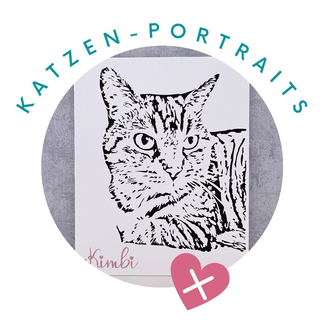 Katzen-Portraits