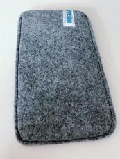 Filz Smartphone Schutzhülle N°1 (Wunschgröße)