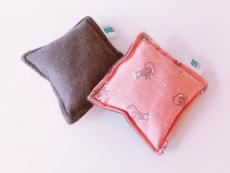 Spielkissen Cotton Felt (Dinkelspelz / Baldrian)
