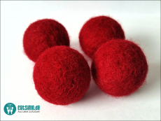 Filzball ohne Glöckchen