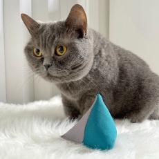 Spielkissen Matatabi Silvervine Catpy (Canvas)