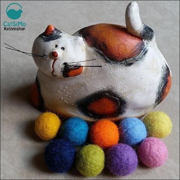Mini Filzball