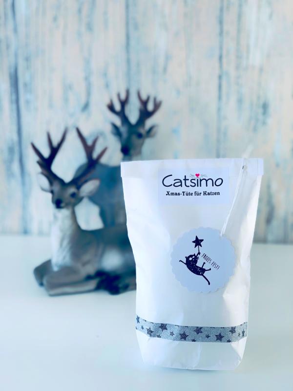 Die Xmas-Tüte für Katzen (Limited Edition)