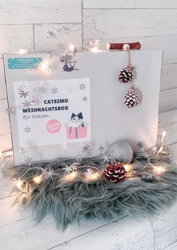 CATSIMO Weihnachtsbox für Katzen (2020)