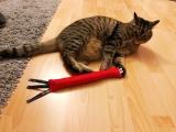 (B-Ware) XXL Katzenkicker