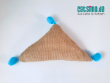 Cord Spielkissen Triangle