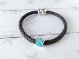Segelseil Armband Paw mit Magnetverschluss