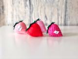 Stinke-Erdbeere Katzenspielzeug