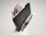 Handy Kissen Sitzsack Katzen natur-color