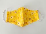Mund-Nasen Bedeckung (Behelfsmaske) mit Gummiband