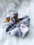 Haargummi Scrunchie für Tierfreunde