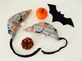 Katzenspielzeug Halloween XL Baldi-Ratte