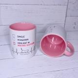 Tasse Verliebt in meine Katzen