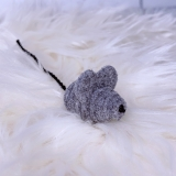 Katzenspielzeug Little Felty Mouse (grau)