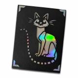 """Grußkarte Katzen """"Scary Cat"""""""