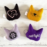 Spielkissen Canvas Smelly Cat (personalisiert)