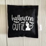 """Filz Spielkissen """"Halloween Cutie"""" (Baldrian)"""